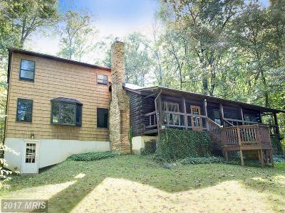Sykesville Single Family Home For Sale: 727 Buckhorn Road