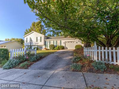 Westminster Single Family Home For Sale: 566 Whispering Meadows Drive