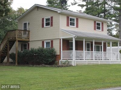 Sykesville Single Family Home For Sale: 7371 Gaither Road