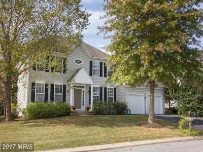 Sykesville Single Family Home For Sale: 183 Riverview Trail