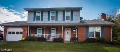 Sykesville Single Family Home For Sale: 2031 Red River Road