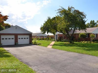 Sykesville Single Family Home For Sale: 7701 Carter Road