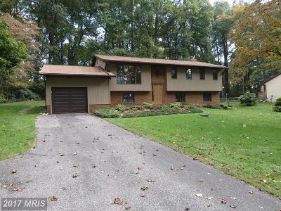 Sykesville Single Family Home For Sale: 5715 White Rock Road