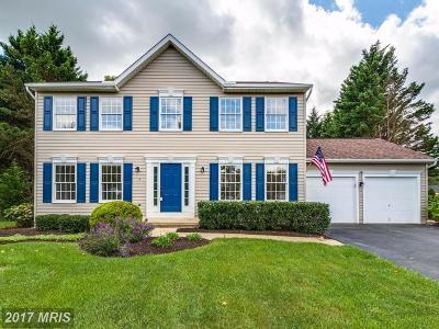 Sykesville Single Family Home For Sale: 2141 Agrippas Court