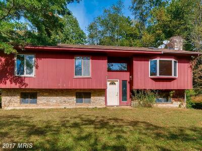 Westminster Single Family Home For Sale: 3727 Turkeyfoot Road