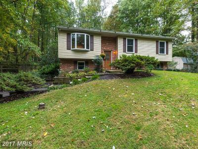 Hampstead Single Family Home For Sale: 4495 Gross Mill Road