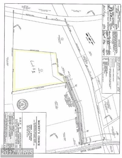 Residential Lots & Land For Sale: 1 Mackeys Drive