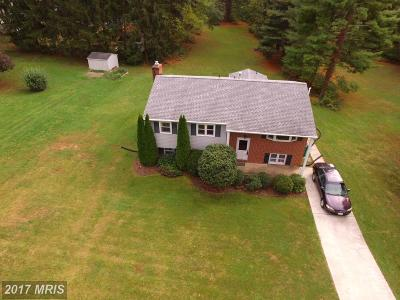 Sykesville Single Family Home For Sale: 6503 Bonnie Brae Road