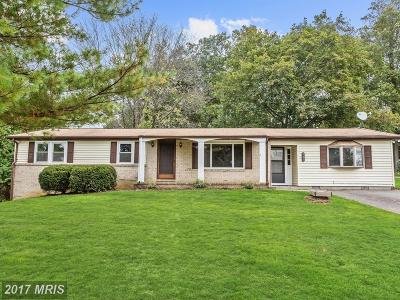 Single Family Home For Sale: 525 Mount Holly Drive