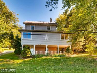 Westminster Single Family Home For Sale: 739 Bachmans Valley Road