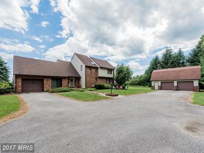 Westminster Single Family Home For Sale: 4414 Salem Bottom Road