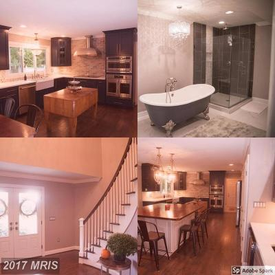 Single Family Home For Sale: 440 Gorsuch Road