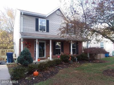 Eldersburg Single Family Home For Sale: 1380 Jay Road