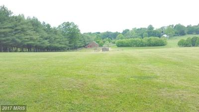 Sykesville Residential Lots & Land For Sale: Firefly Drive