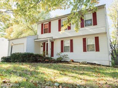 Sykesville Single Family Home For Sale: 6994 Macbeth Way
