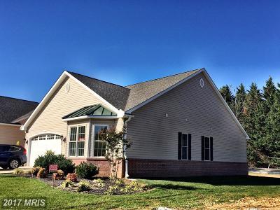 Eldersburg Single Family Home For Sale: 1298 Sareno Drive #1