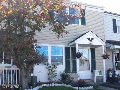 Townhouse For Sale: 508 Daisy Drive