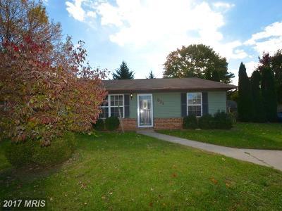 Single Family Home For Sale: 821 Johahn Drive
