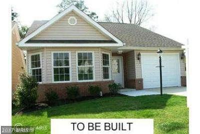 Eldersburg Single Family Home For Sale: 1277 Sareno Drive #LOT 11