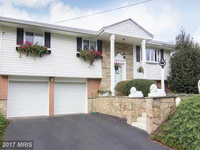 Sykesville Single Family Home For Sale: 5805 Melville Road