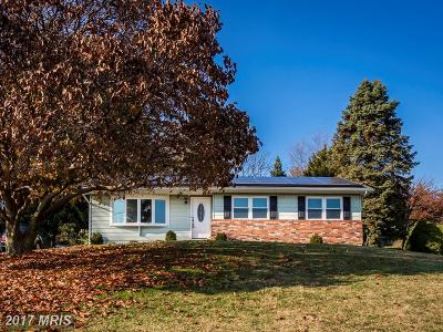 Sykesville Single Family Home For Sale: 5240 Freter Road
