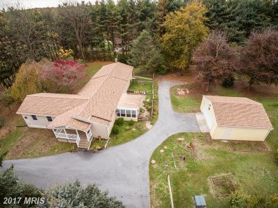 Manchester Single Family Home For Sale: 3408 Warehime Road