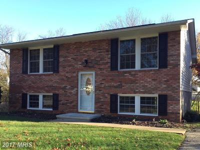 Sykesville Single Family Home For Sale: 6604 Stirrup Court