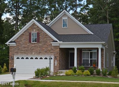 Carroll Single Family Home For Sale: Sykesville Road