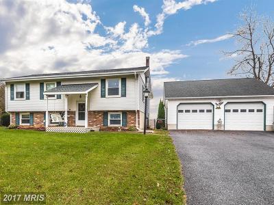 New Windsor Single Family Home For Sale: 3217 Hooper Road