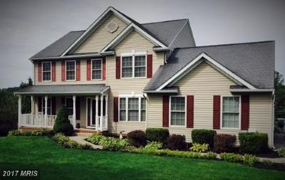 Carroll Single Family Home For Sale: 2860 Pelham Court