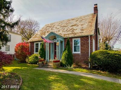 Carroll Single Family Home For Sale: 4155 Black Rock Road