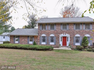 Carroll Single Family Home For Sale: 2341 Elderberry Lane
