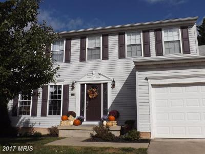 Taneytown Single Family Home For Sale: 2 Canoe Court