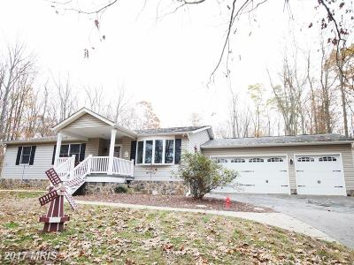 Finksburg Single Family Home For Sale: 2712 Carrollton Road
