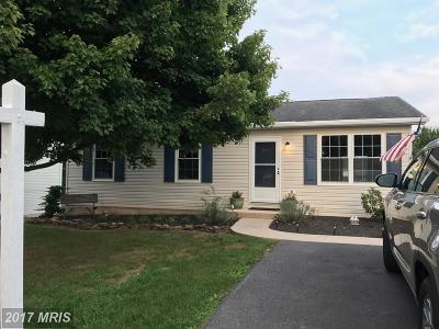 Taneytown Single Family Home For Sale: 3255 Harney Road