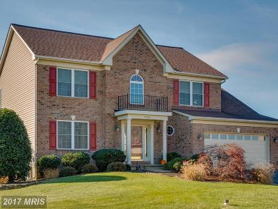 Eldersburg Single Family Home For Sale: 5786 Victor Drive