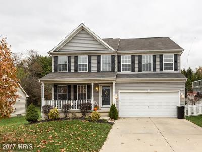 Manchester Single Family Home For Sale: 2740 Overlook Court