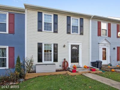 Carroll Townhouse For Sale: 108 Hoff Court