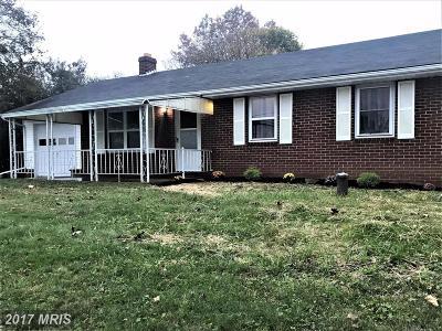 Sykesville Single Family Home For Sale: 3734 London Bridge Road NE