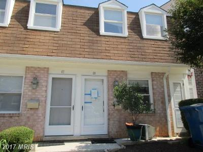 Townhouse For Sale: 69 Carroll View Avenue