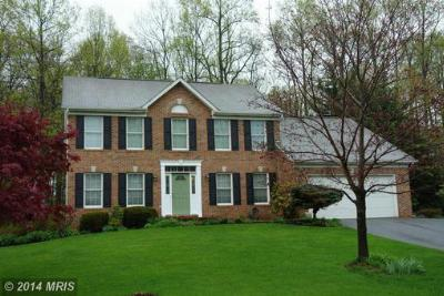 Marriottsville MD Single Family Home Sold: $444,900
