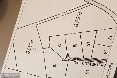 Manchester Residential Lots & Land For Sale: Harvey Yingling