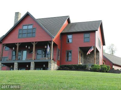 New Windsor Single Family Home For Sale: 3215 Sidetracked Drive