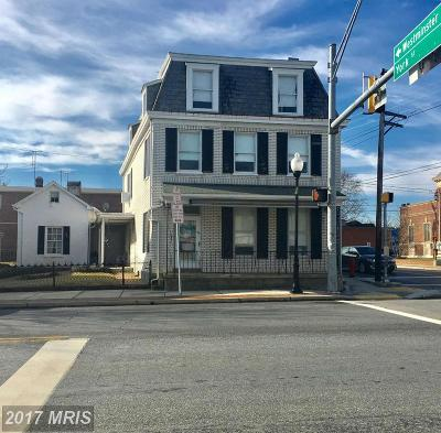 Manchester Single Family Home For Sale: 3198 Main Street