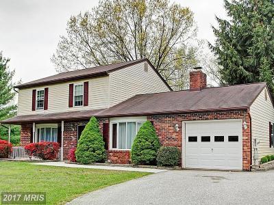 Hampstead Single Family Home For Sale: 4015 Farm Woods Lane