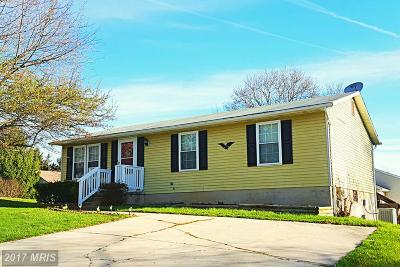 Single Family Home For Sale: 248 Stacy Lee Drive