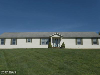 Woodbine Single Family Home For Sale: 7191 Win Rob Drive