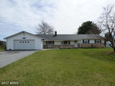 Manchester Single Family Home For Sale: 4983 Wentz Road