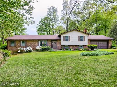 Mount Airy Single Family Home For Sale: 5308 Sylvan Circle