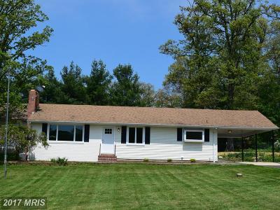 Woodbine Single Family Home For Sale: 5229 Braddock Road